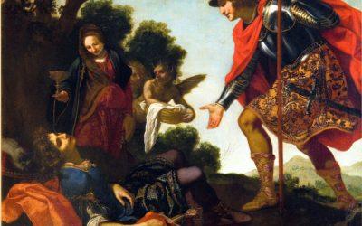 Isabella, Orlando e gli incanti di Melissa