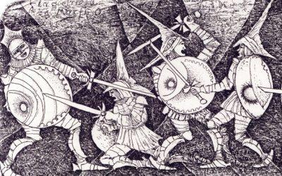 Il sogno dell'Ariosto. Incisioni e disegni dall'Orlando furioso