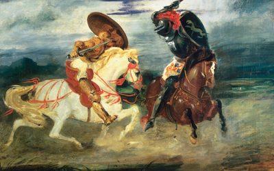 I cavalier, l'armi, gli amori e l'Arte