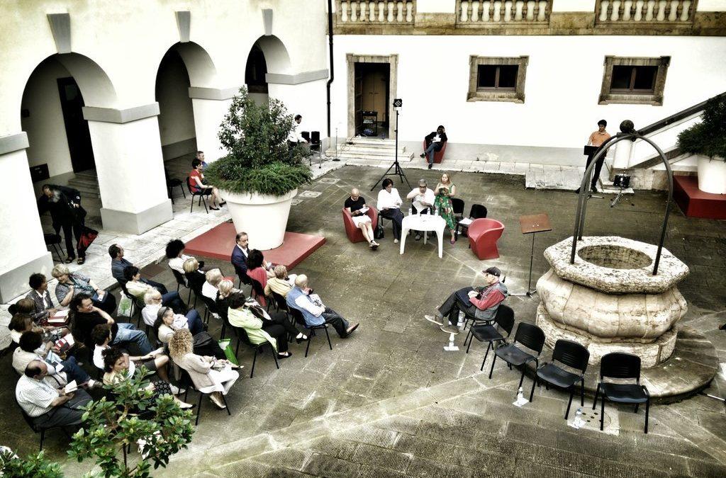 Pisa legge l'Ariosto raccontata dal regista dei Sacchi di sabbia Giovanni Guerrieri
