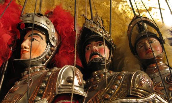Palermo festeggia l'Orlando furioso con Mimmo Cuticchio