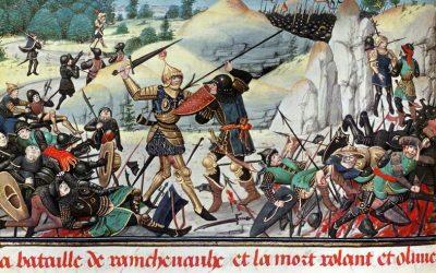 Orlando furioso a 500 anni: Il furioso, la follia e la guerra