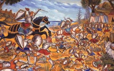 Ariosto, i cavalieri e i pupi siciliani